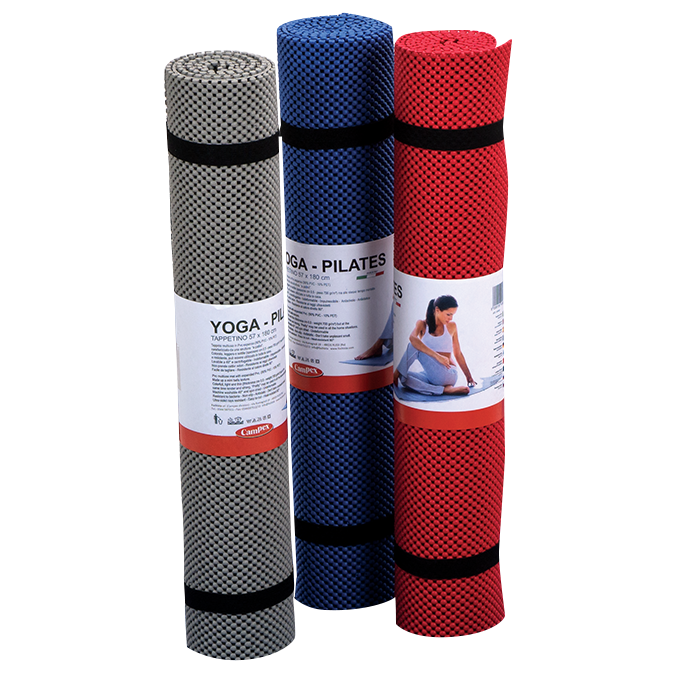 Softy Materassino Yoga Pilates rotolo